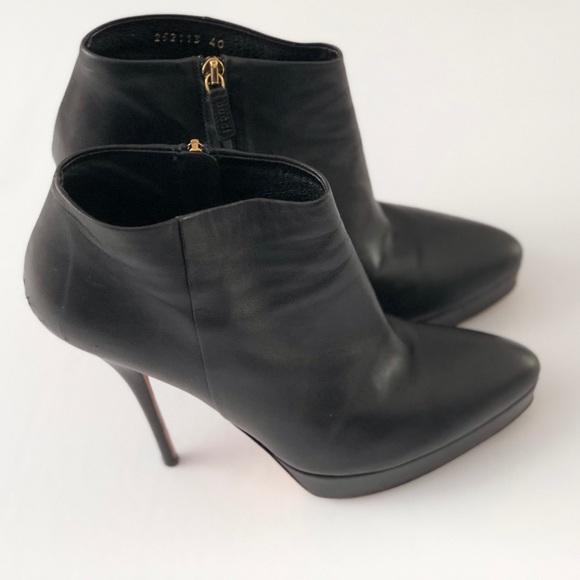 Gucci Shoes | Gucci Platform Ankle